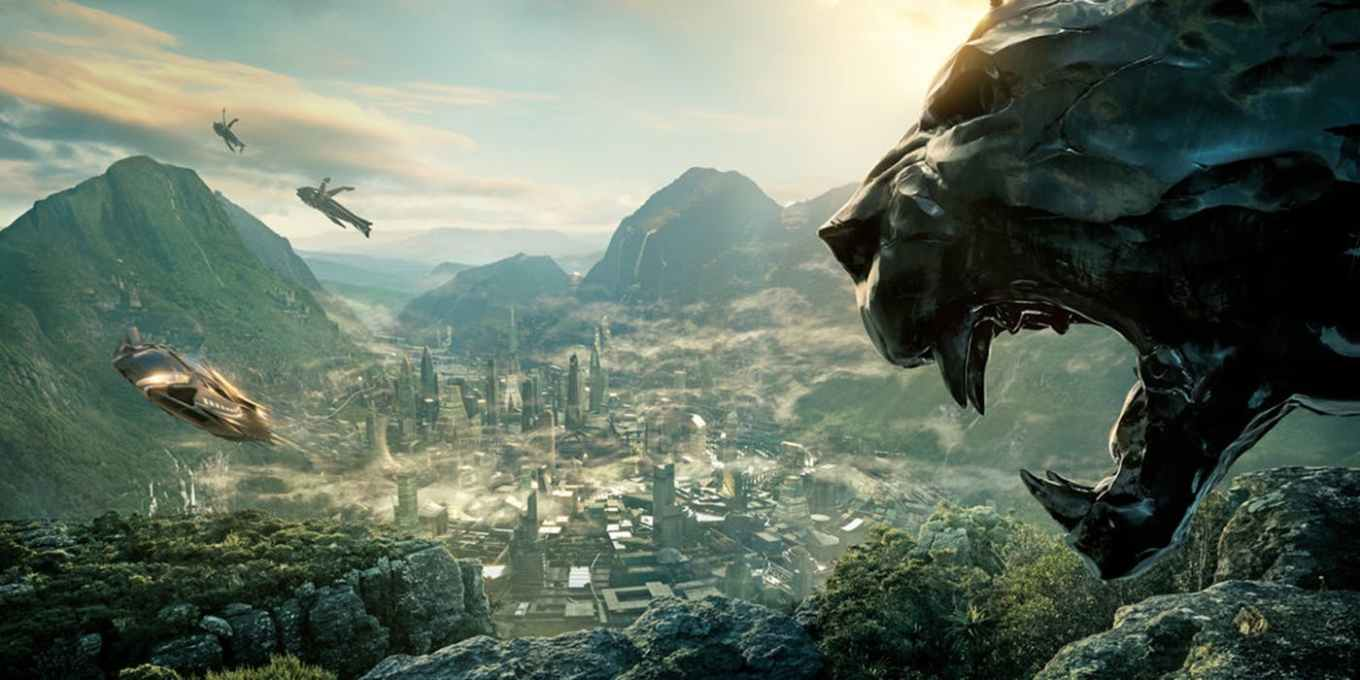 Black-Panther-Wakanda-View